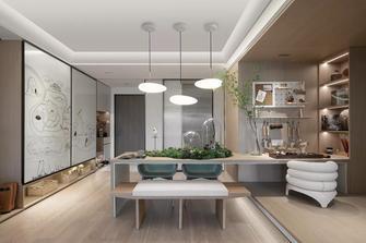 豪华型110平米日式风格客厅图片