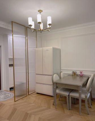 5-10万100平米三室两厅美式风格餐厅设计图