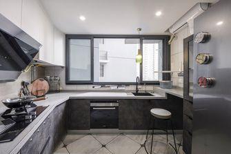 10-15万90平米三室两厅港式风格厨房图