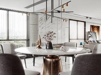 15-20万120平米四室两厅轻奢风格餐厅装修案例