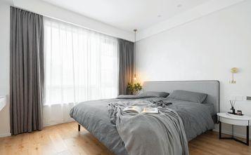 10-15万三室三厅北欧风格卧室装修案例