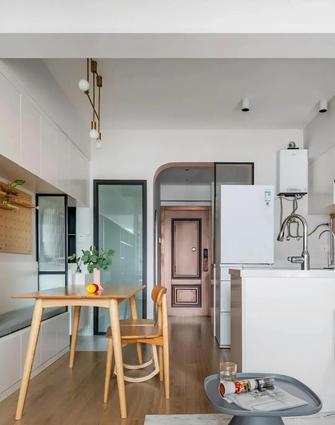 3-5万30平米小户型北欧风格餐厅装修案例
