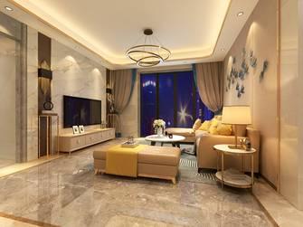 15-20万140平米三轻奢风格客厅图片