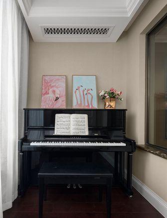 富裕型110平米日式风格阳光房装修图片大全