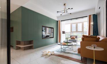 15-20万130平米四混搭风格客厅装修图片大全