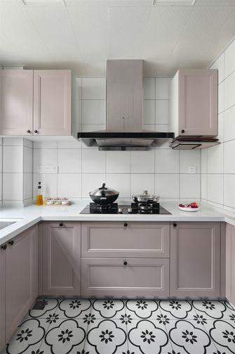 10-15万120平米三室三厅北欧风格厨房效果图