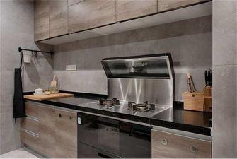 20万以上130平米四室三厅现代简约风格厨房装修效果图