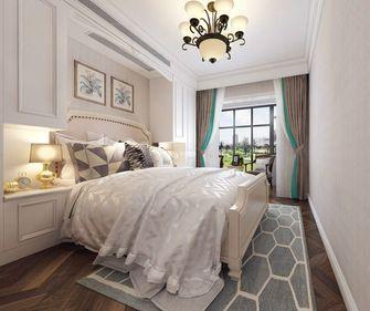 经济型140平米四美式风格卧室装修图片大全