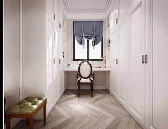 3-5万90平米三室两厅美式风格衣帽间图