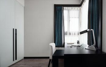 富裕型三室两厅现代简约风格衣帽间图片