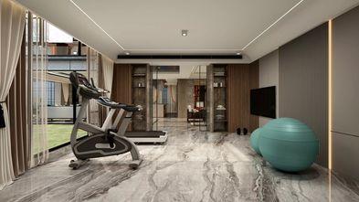豪华型140平米别墅混搭风格健身房图