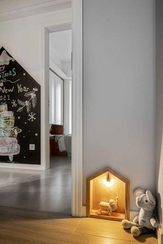 经济型110平米三室两厅欧式风格卧室效果图