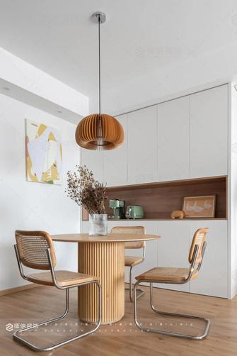 豪华型80平米三室两厅日式风格餐厅欣赏图
