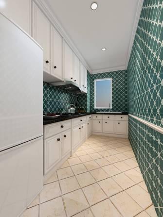 100平米法式风格厨房装修效果图