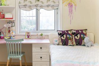 经济型60平米田园风格卧室欣赏图