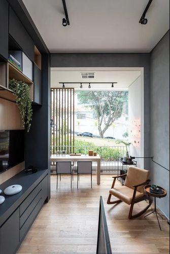 3-5万30平米以下超小户型现代简约风格餐厅欣赏图