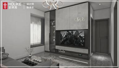 轻奢风格客厅装修案例