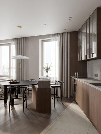 100平米公寓工业风风格餐厅图片大全