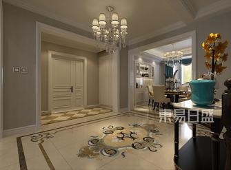 豪华型140平米别墅美式风格玄关装修图片大全