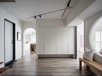 120平米三室两厅混搭风格楼梯间设计图