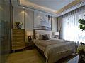 10-15万80平米三室一厅中式风格卧室图片