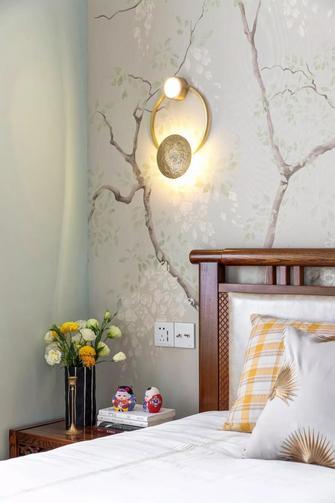 5-10万90平米三美式风格卧室装修效果图