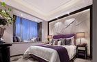 富裕型三室两厅港式风格卧室图
