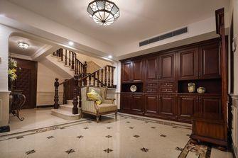 豪华型140平米别墅欧式风格走廊图片大全