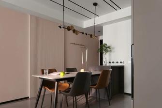 5-10万40平米小户型现代简约风格餐厅装修效果图