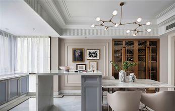 20万以上140平米三室两厅美式风格餐厅欣赏图