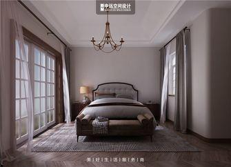 豪华型140平米别墅地中海风格卧室装修案例