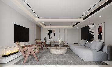 20万以上140平米别墅日式风格客厅图