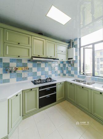 20万以上140平米三地中海风格厨房设计图