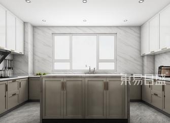 20万以上140平米四室三厅混搭风格厨房图片