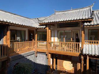 140平米新古典风格阳光房装修案例
