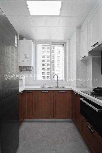 130平米三中式风格厨房装修案例