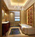90平米别墅欧式风格卫生间装修图片大全