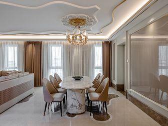 140平米别墅轻奢风格餐厅欣赏图