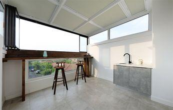 20万以上140平米复式美式风格阁楼效果图