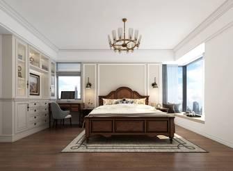10-15万110平米三美式风格卧室图