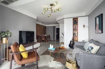 经济型110平米三室两厅欧式风格客厅效果图
