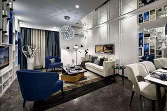 一居室北欧风格客厅欣赏图