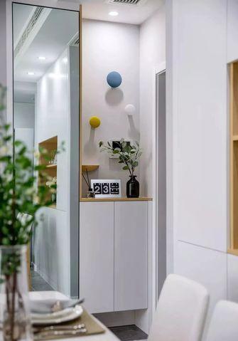 经济型70平米公寓现代简约风格玄关图片大全