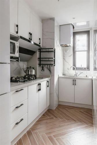豪华型140平米四室两厅日式风格厨房设计图