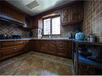 100平米三美式风格厨房装修案例
