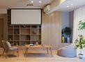三室两厅日式风格客厅装修案例