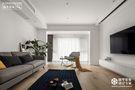 140平米三室两厅北欧风格客厅装修案例