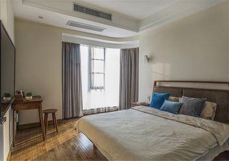 豪华型120平米三室一厅北欧风格卧室欣赏图