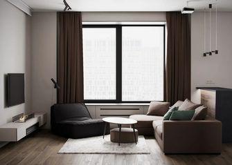 3-5万60平米公寓北欧风格客厅图