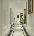 豪华型130平米四室两厅新古典风格走廊装修图片大全